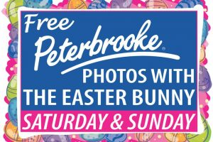 Free photos with Easter Bunny