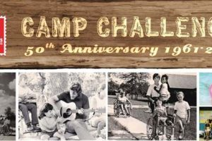 Camp Challenge 50th Anniversary Celebration