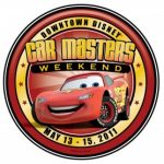Free family event: Disney Car Masters Weekend