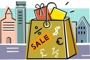Grocery sales, coupons, have cycles