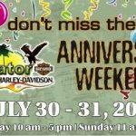 Harley-Davidson Anniversary – free event