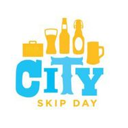 Free beer at City Skip Day