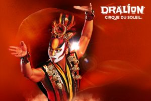Discount package to Cirque Du Soleil Dralion, La Nouba