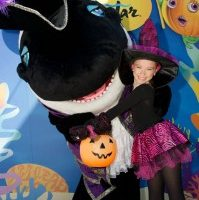 Last weekend for Halloween Spooktacular, half-off kids' tickets