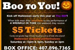 Cheap Halloween events in Central Florida