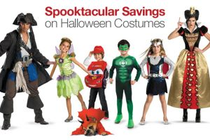 Free Halloween costume party at CVS this weekend