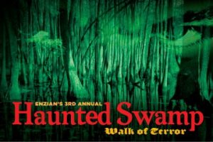 Cheap Halloween event: Haunted Swamp at Enzian Theater