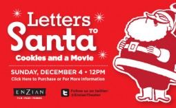 Cheap holiday event: cookies and movie