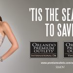 Holiday shopping at Orlando Premium Outlets