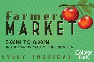 College Park Farmers Market