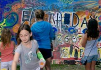 Earth Day at Lake Eola