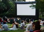 Outdoor movies in Orlando