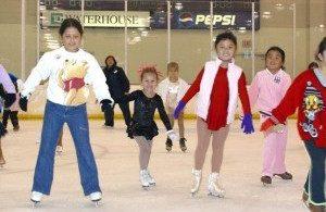 Ice Skating at RDV Sportsplex