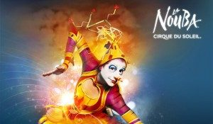Florida Residents save 20% at Cirque Du Soleil