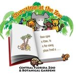Storytime at Central Florida Zoo in October