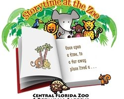 Storytime at Central Florida Zoo