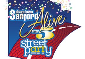 Sanford's Alive After 5 Street Party