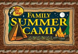 Family Summer Camp at Bass Pro