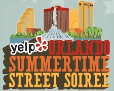 Free summer street party