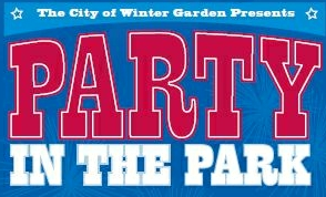 Winter Garden 4th of July Party in the Park