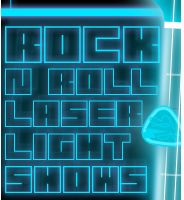 Laser Light Shows at Orlando Science Center