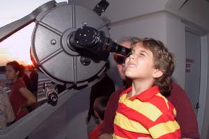 Stargazing at Orlando Science Center