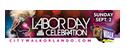 Labor Day Celebration at City Walk Orlando