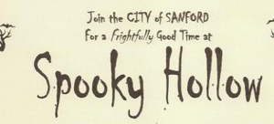City of Sanford Halloween