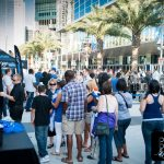 Free photobooth at Orlando Magic games