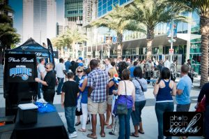 Photo Booth Orlando Magic