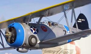 Fantasy of Flight Veterans Day Salute