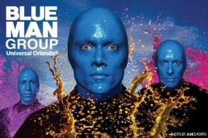 Blue Man Group Florida Resident discount
