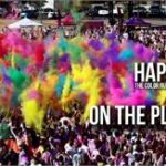 Orlando Color Run at the Citrus Bowl