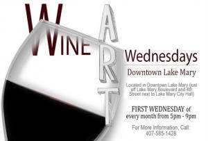 Wine Art Wednesdays