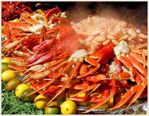 Lakeridge Winery Seafood Festival