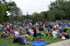 Jazz 'n Blues Stroll at Leu Gardens