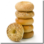 Einstein Bros. afternoon bagel discount