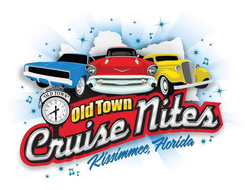 Old Town Kissimmee Free Car Cruise Orlando On The Cheap