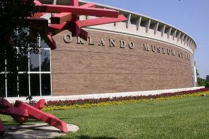 Half off admission to Orlando Museum of Art on May 18