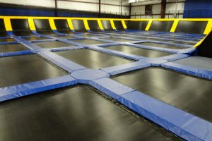 Dads jump for free at BOING! Jump Center on Father's Day