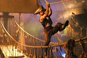 Free entry for dads at Pirate's Dinner Adventure