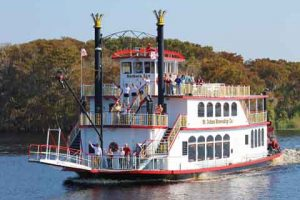 Rockin on the River with St. Johns Rivership Company