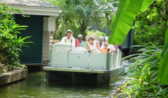 Winter Park Chain Of Lakes Boat Tour