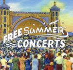 Free summer concerts at Daytona Beach Bandshell