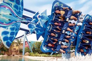 SeaWorld Orlando weekday ticket $50
