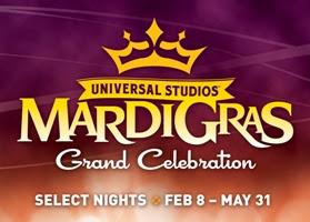Universal Orlando's Mardi Gras 2014 Celebration