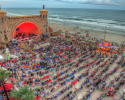 Free summer concerts at Daytona Beach Bandshell