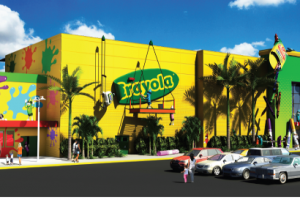 Crayola Experience opening Summer 2015 in Orlando