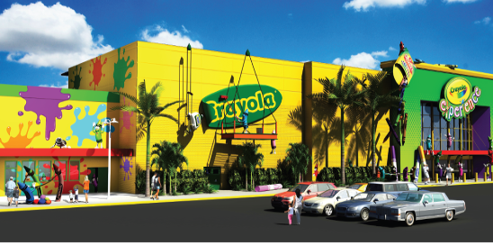 crayola experience opening summer 2015 in orlando orlando on the cheap