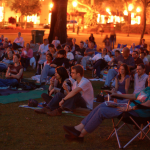 Free outdoor movies in Orlando this fall
